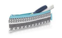 Estuche para bolígrafos de insulina - azul / blanco